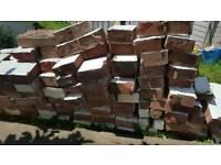 Blocks, hardcore, rubble