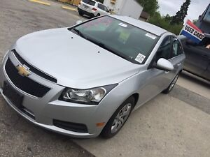2014 Chevy Cruze only 26000km