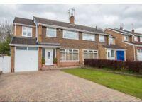 Spacious 3 bedroom semi-detached house for rent in Pedmore, Stourbridge