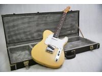 Rare! Fender Japan Koyuki Signature Telecaster TL68-BECK & Hard Case