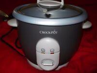 Crock-Pot Rice Cooker