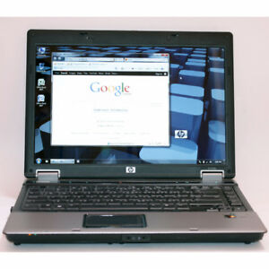 """HP 6535b Laptop AMD Dual Core DVDRW WiFi 2GB RAM 60GB HDD 14.1"""""""
