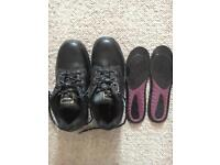 Safety boots size 41