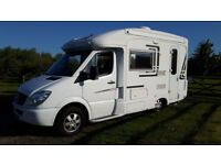 Mercedes 315 Automatic Low-Profile Motorhome