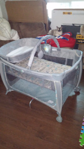 Safety 1st safe stages playard for quick sale