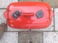 AMC petrol tank