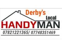 derbys handy men and van