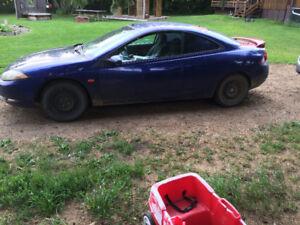 1999 Mercury Cougar Coupe (2 door)