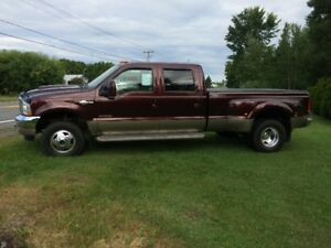 2003 Ford F-350 King Ranch Camionnette