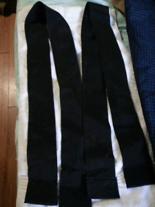 Drapery Tie Backs with Velcro Ends