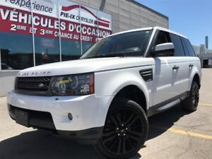 Land Rover Range Rover Sport 4WD 4dr HSE LUX+CUIR+TOIT+MAGS+WOW!