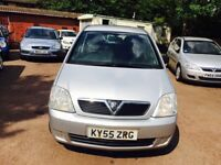 Vauxhall meriva 1.7 diesel ideal family car nationwide delivery 795