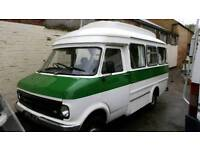 CLASSIC BEDFORD CF DORMOBILE LANDCRUISER - TAX EXEMPT