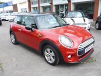 MINI HATCH COOPER 1.5 COOPER D 3d 114 BHP NOW REDUCED BY £1000 (red) 2014