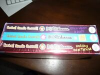 Dork diaries new 3 book box set in original cellophane