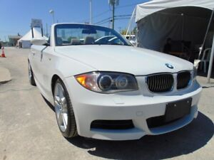 2009 BMW 1 Series 135i / Convertible / Manuelle