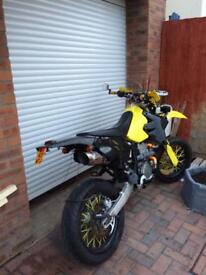 Ccm,drz400 supermoto, px why.,boat