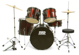 New! Drum Set Complete for $ 399.99