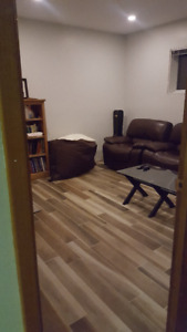 Large furnished room available August 1st