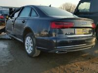 BIG VARIETY OFF PARTS AVAILABLE FOR 2015 AUDI A6 SE TDI ENGINE GEARBOX BODY PARTS
