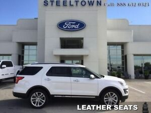 2016 Ford Explorer Limited  - Leather seats -  Navigation - $299