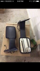 Dodge Ram tow mirrors for trade
