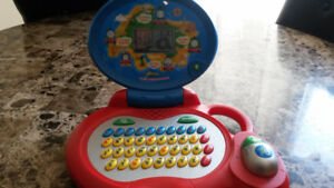 Thomas and Friends Learn and Explore Laptop from VTech