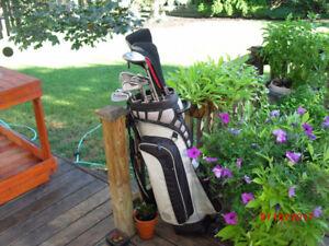 Woman's RH Golf Clubs