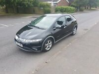 HONDA CIVIC SE I-VTEC 1.8 6 SPEED 57 REG - LOOKS GOOD DRIVES GREAT
