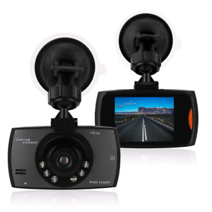 Dash camera and recorder