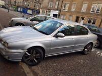 Jaguar x-type 2.5 petrol