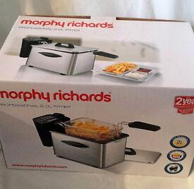 Morphy Richards Deep Fat Fryer 2 Litres