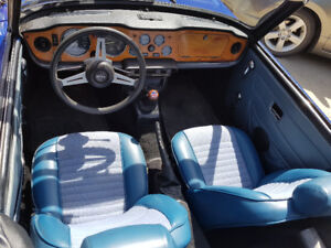 1975 Triumph TR-6 Convertible Appraised at $25000, NOW $16,888