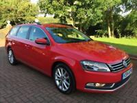VOLKSWAGEN PASSAT 1.6 TDi BLUEMOTION TECH EXECUTIVE 5DR 2014 14