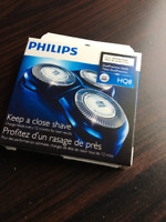 New Philips Close shave replacement heads