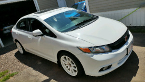 2012 Honda Civic SI 6 speed vtec