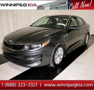 2016 Kia Optima LX+ *No Accidents!*