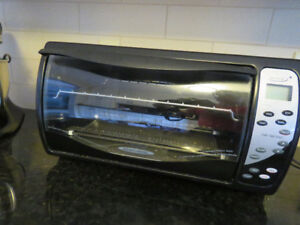Toaster Oven - Black and Decker convection