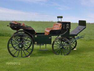 Horse Drawn Wedding Carriage for Sale