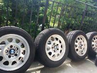 """original bmw 15"""";alloys"""