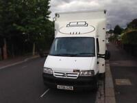 CITROEN RELAY LUTON JAMBO TWIN WHEEL BASE - LOW LOADER - NO SPECIAL LISCENSE REQUIRED