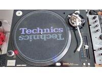 SINGLE TECHNICS SL1210 M5G/MK5G TURNTABLE/DECK - GOOD WORKING ORDER