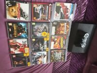 Great PS3 with 12 games