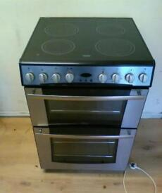 Electric cooker ceramic top