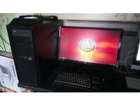 Cooler Master i5-750, 2.67 GHz, 8GB Ram, AMD Radeon HD5850, 1TB