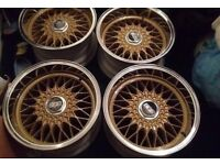 bbs rz 394 alloy wheels deep dish