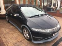 Honda Civic Type S, 2.2 CDti, lovely sporty looking car, di