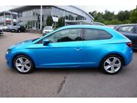2015 SEAT Leon 1.4 TSI ACT 150 FR 3dr Manual Petrol Hatchback