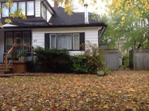 Utilities Included - Fully Furnished Century Home