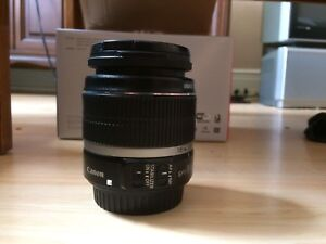 Canon 18-55mm lens for sale